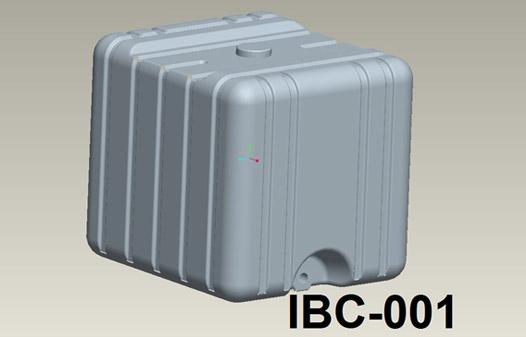 IBC tank blow molding machine4