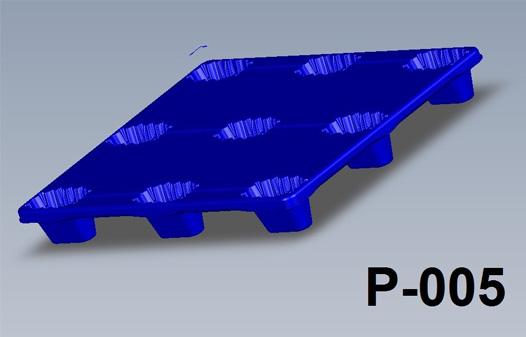pallet blow molding machine3