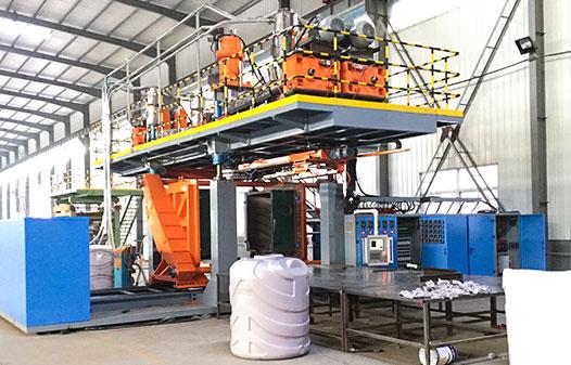 2000l blow molding machine 1